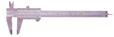 Paquímetro Universal - 200mm - Leit. 0,05mm - Kingtools