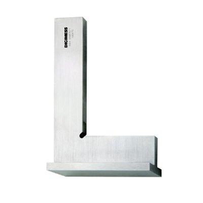 Esquadro de Precisão com Base - Classe 0 - 300 x 200mm - Digimess