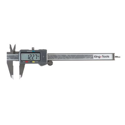 Paquímetro Digital - 200mm - Leit. 0,01mm - Kingtools
