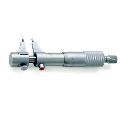 Micrômetro Interno Tipo Paquímetro - 100-125mm - Leit. 0,01mm - Digimess