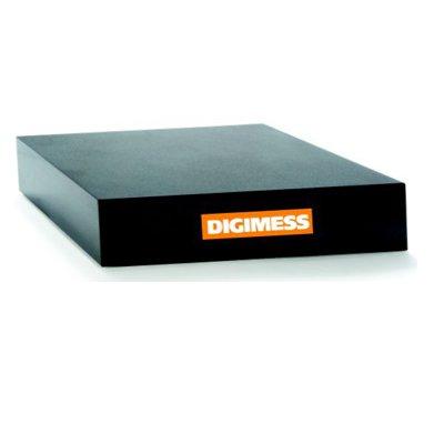 Desempeno de Granito Preto Classe 0 - 300x200x50mm - Digimess