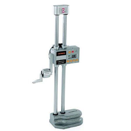 Calibrador Traçador de Altura Digital com Duas Colunas - 500mm - Digimess