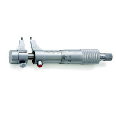 Micrômetro Interno Tipo Paquímetro - 125-150mm - Leit. 0,01mm - Digimess