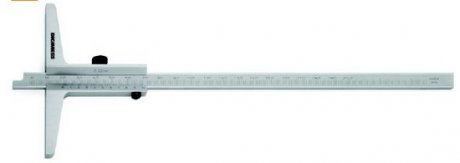 Paquímetro de Profundidade - 1000mm - Leit. 0,02mm - Digimess