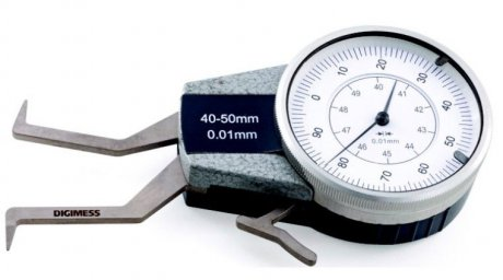Medidor Interno com Relógio - 20-30mm - Leit. 0,01mm - Digimess