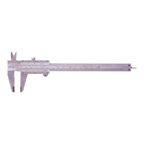Paquímetro Universal - 150mm - Leit. 0,02mm - Kingtools
