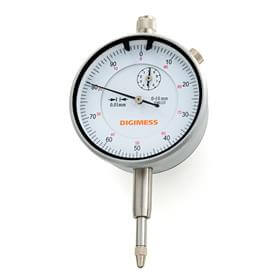 Imagem - Relógio comparador (Mostrador 42mm) - 0-3mm - Digimess - 121.310 cód: DIG-121.310