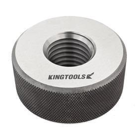 Calibrador de Rosca Anel Passa (M)-6G M2x0,4 - Kingtools