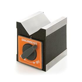 Bloco em V Magnético - Ø4-60mm Individual - Digimess - 310.104