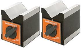 Bloco em V Magnético - Ø4-60mm Em Par - Digimess - 310.105