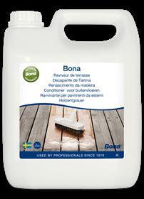 Imagem - Bona Decking Reviver - Limpador para Decks de Madeira - 4 litros - Bona cód: BON-20018
