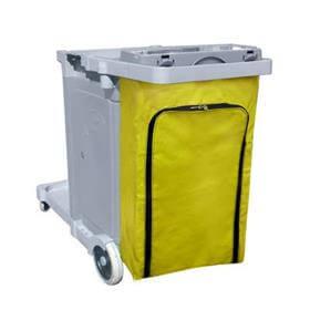 Carro Funcional Guard - amarelo - Bralimpia