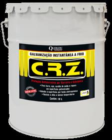 CRZ Galvanização a frio - 18 Litros - Tapmatic