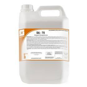 Imagem - DA-70 Limpador Amoniacado Concentrado - 5 Litros - Spartan cód: SPA-DA705