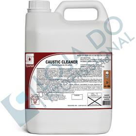 Desincrustante Alcalino - Caustic Cleaner - 5 Litros - Spartan