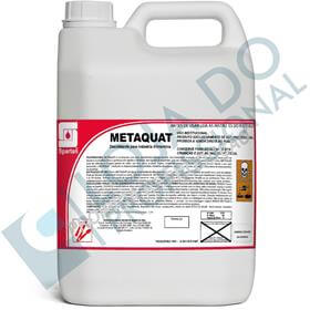 Metaquat Desinfetante Desengordurante para Ramo Alimentício - 5 Litros - Spartan