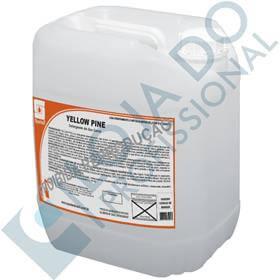 Yellow Pine - Detergente Desengraxante em Gel - 20 Litros - Spartan