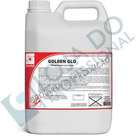 Golden Glo Detergente Neutro Concetrado - 5 Litros - Spartan