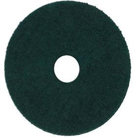 Disco limpador verde - 350mm - Bralimpia