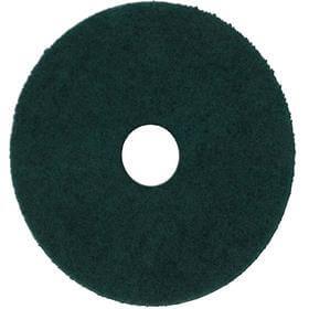 Disco limpador verde - 410mm - Bralimpia