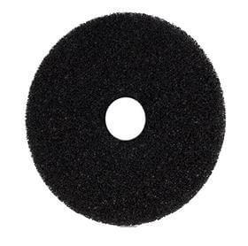 Disco removedor preto - 350mm - Bralimpia