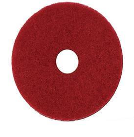 Disco removedor vermelho - 410mm - Bralimpia