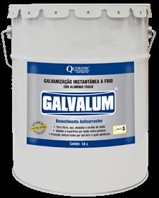 Galvalum Galvanizador à Frio 18 litros - Tapmatic