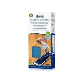 Kit para limpeza de piso de madeira - Bona
