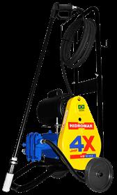 Lavadora Profissional 500PSI - 1,5HP - Hydronlubz