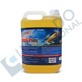 Imagem - Limpa Pneu (Pretinho Concentrado 1:1) - 5 litros - Detersid cód: DET-LP54