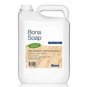 Bona Soap - Limpador de Pisos Oleados - 5 litros - Bona