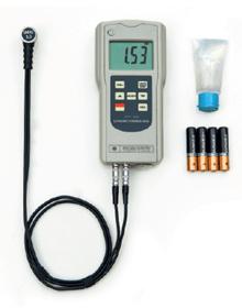 Medidor Espessura Ultrassom com Bluetooth - MTK-1302 - Metrotokyo