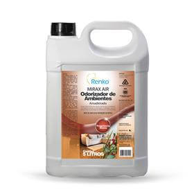 Imagem - Mirax Air Odorizador de Ambiente - Amadeirado - 5 litros - Renko cód: REN-MOAM5L