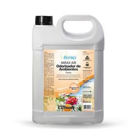 Imagem - Mirax Air Odorizador de Ambiente - Flores - 5 litros - Renko cód: REN-MOFL5L