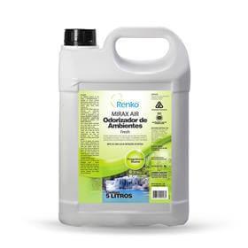 Imagem - Mirax Air Odorizador de Ambiente - Fresh - 5 litros - Renko cód: REN-MOFR5L