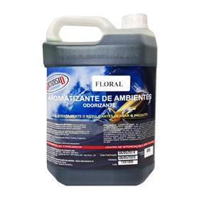 Imagem - Odorizador Fragância Floral (Cheirinho) - 5 litros - Detersid cód: DET-OD74