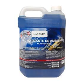 Imagem - Odorizador Fragâncial Lavanda (Cheirinho) - 5 litros - Detersid cód: DET-OD73