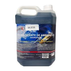 Odorizador Fragâncial Tutti-frutti (Cheirinho) - 5 litros - Detersid
