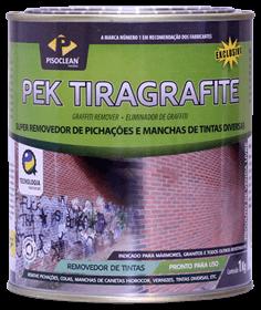 Pek Tiragrafite - 1 Kg - Pisoclean