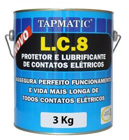 Imagem - Protetor para contatos elétricos LC8 - 3Kg - Tapmatic cód: TAP-AR5