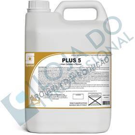 Imagem - Plus-5 Detergente de Carpetes - 5 Litros - Spartan - SPA-P5-5