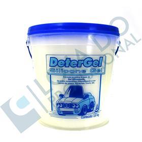 Imagem - Silicone em Gel (Balde) - 3,6kg  - Detersid cód: DET-SG