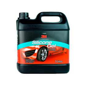 Silicone Gel Automotivo - 5 Litros - 3M