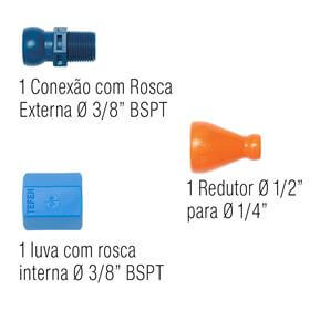Imagem - Super Jogo Conexões 4-A - Fixoflex cód: TAP-AU4