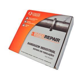 Imagem - TapeRepair Bandagem Industrial - 5cmx3,6m até Ø5
