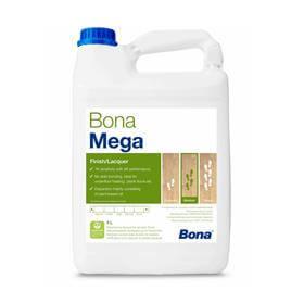 Verniz Bona Mega Semi-brilho - 5 litros - Bona
