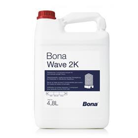Verniz Bona Wave 2K Fosco - 5 litros - Bona