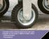 Carro Cuba com Estrutura Metálica 300 litros - EM300 - Bralimpia
