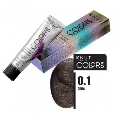 KNUT Colors 50g – Corretor Cinza 0.1