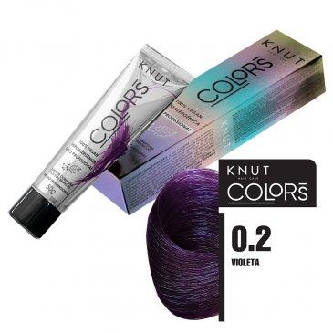 KNUT Colors 50g – Corretor Violeta 0.2